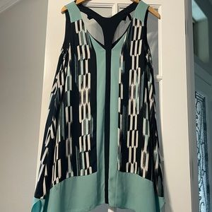 Bcbg Max Azria woven dress